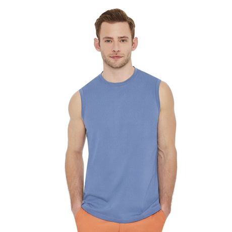 George Men's Jersey Muscle Top - image 1 of 6