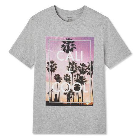T-shirt à manches courtes avec imprimé George pour garçons - image 1 de 2