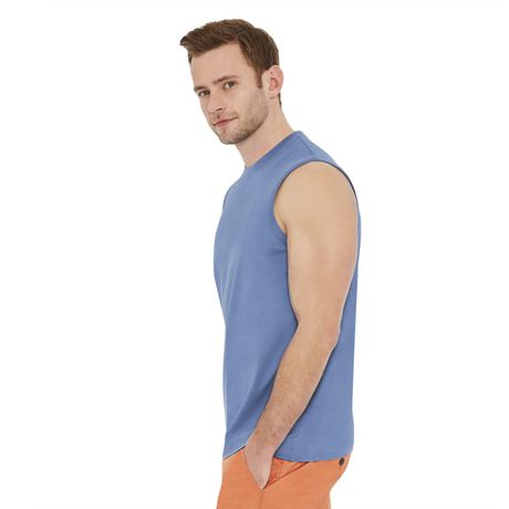 George Men's Jersey Muscle Top - image 2 of 6