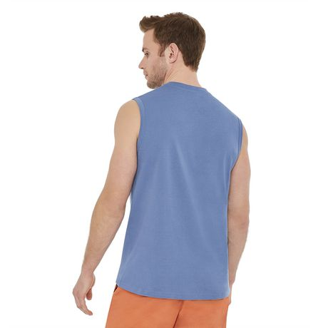 George Men's Jersey Muscle Top - image 3 of 6