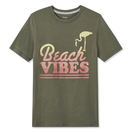 George Boys' Short Sleeve Graphic T-Shirt - image 1 of 2