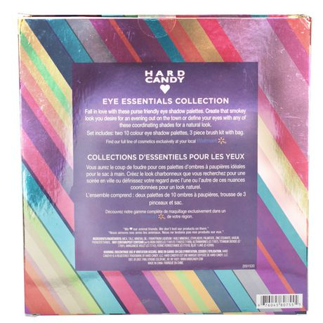 Hard Candy Eye Essentials Collection - image 3 of 4