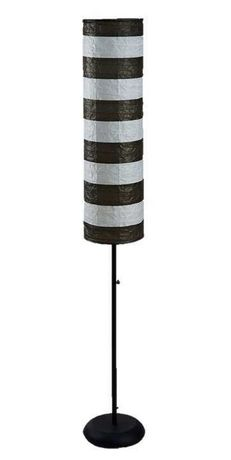 Mainstays Striped Paper Floor Lamp Walmart Canada