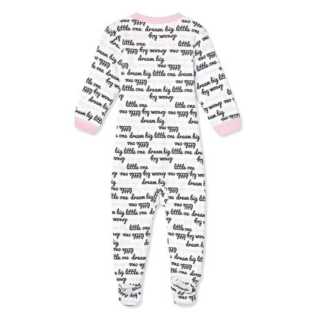 George Baby Girls' Sleeper - image 2 of 2