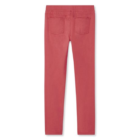 George Girls' Woven Jeggings - image 2 of 2