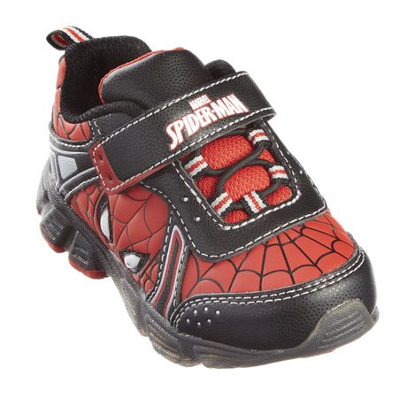 Marvel Spiderman Toddler Boys' Athletic Shoes | Walmart Canada