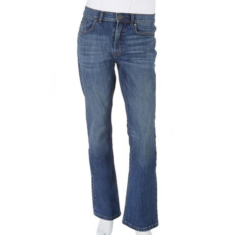 George Men's Boot Cut Jeans - image 1 of 1