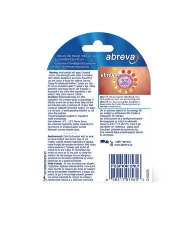 image regarding Abreva Printable Coupon named Abreva walmart - Bbc retail store