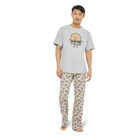 George Men's Couples Pyjama Set - image 1 of 5