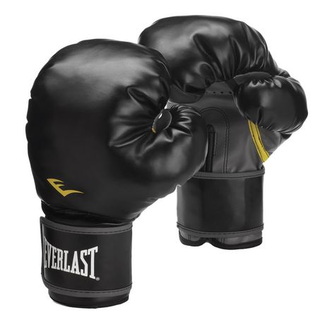 Everlast Classic Boxing 12 ounce Training Gloves Black Engineered for Heavy Bag Training And Mitt Work - image 1 of 2