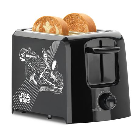 Star Wars 2 Slice Toaster Walmart Canada