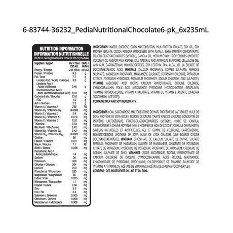Parent's Choice™ Pedia Nutritional™ - image 2 of 2