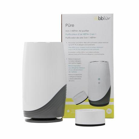 bblüv Püre 3 in 1 Hepa Air Purifier - image 2 of 6