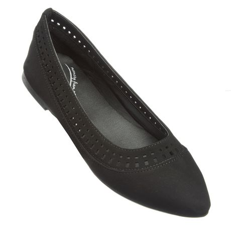 George Women's Pane Flats - image 1 of 1