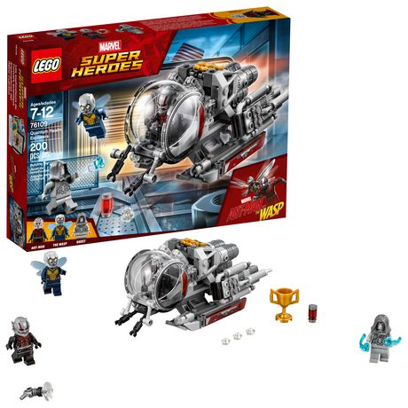 Lego Marvel Super Heroes Ant Man And The Wasp Movie Quantum Realm