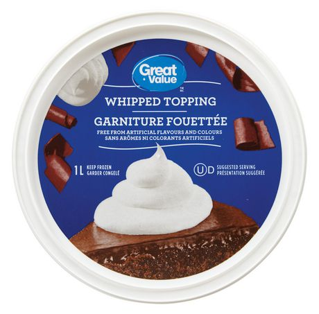 Great Value Whipped Topping - image 1 of 3