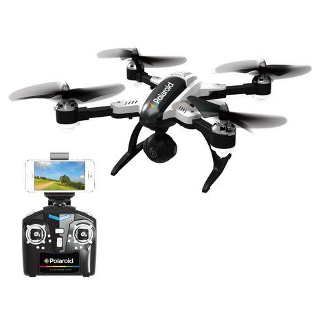 Drone Explorer PL2600 de Polaroid à diffusion directe via Wi-Fi - image 2 de 4