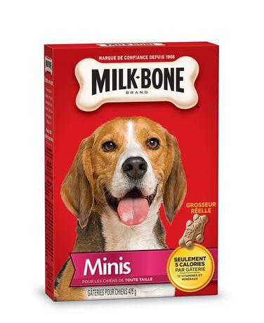 Milk-Bone Original Mini's Dog Biscuits | Walmart.ca
