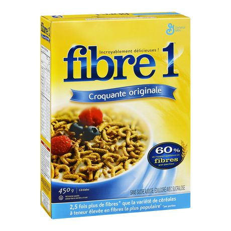 Fibre 1™ Crunchy Original Cereal - image 2 of 7