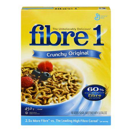Fibre 1™ Crunchy Original Cereal - image 4 of 7