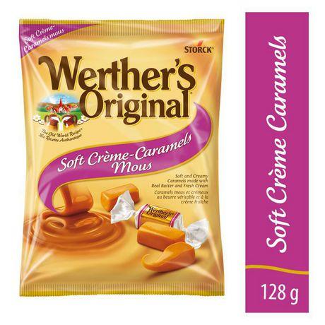 Werther's Original Soft Crème Caramel Candy - image 2 of 8
