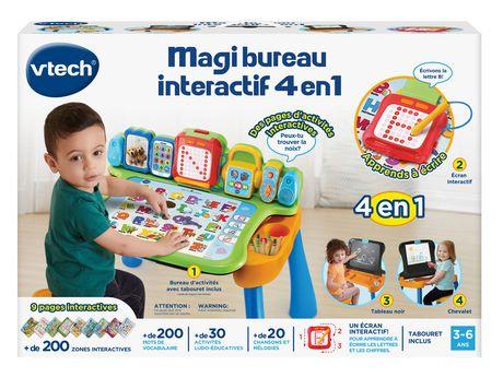 Vtech Magi Bureau Interactif 4 En 1 Version Francaise