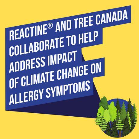 Reactine Rapid Dissolve Extra Strength Antihistamine 10mg, 24 Hour Relief, Allergy Medicine, 24 count - image 6 of 6