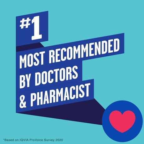 Reactine Rapid Dissolve Extra Strength Antihistamine 10mg, 24 Hour Relief, Allergy Medicine, 24 count - image 3 of 6