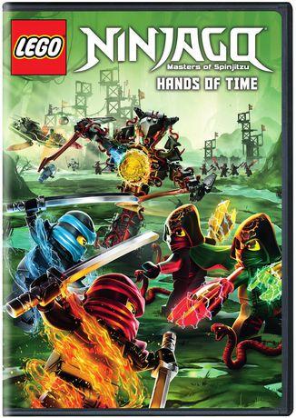 LEGO Ninjago: Masters Of Spinjitzu - Hands Of Time: Season 7 ...