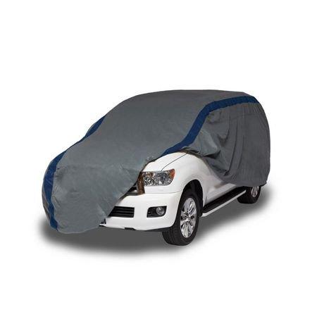 Housse de voiture weather defender de duck covers pour vus for Housse auto canadian tire