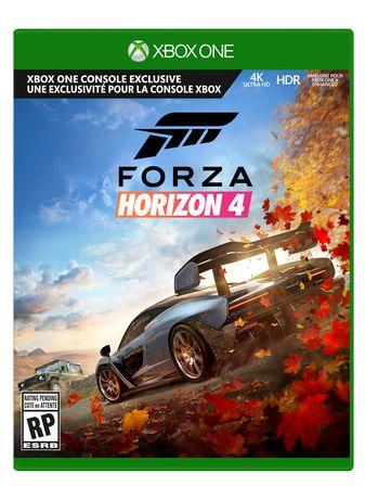 Microsoft Xbox Forza Horizon 4 Xbox One Video Game - image 1 of 1
