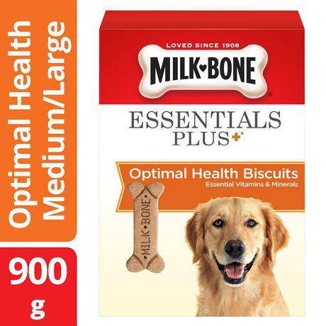 Milk-Bone Essentials Plus+ Medium/Large Dog Biscuits 624g - image 1 of 6