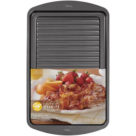 Wilton Perfect Result Premium Non-stick Oven Griddle Pan - image 1 of 4
