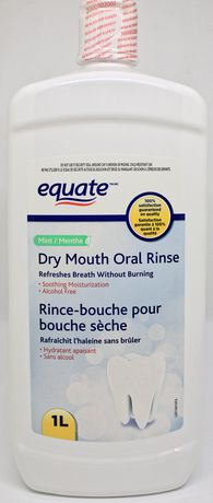 Equate Dry Mouth Oral Rinse - image 1 of 1