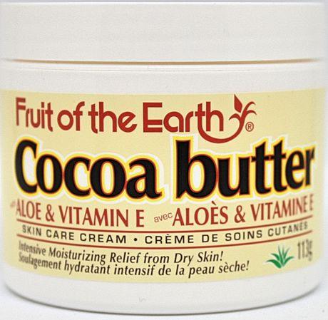 Fruit of the Earth Cocoa Butter with Aloe & Vitamin E