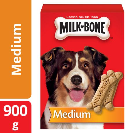 Milk-Bone Original Medium Dog Biscuits 900g - image 1 of 7