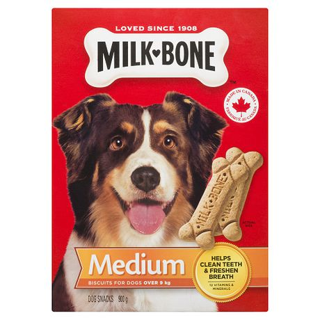 Milk-Bone Original Medium Dog Biscuits 900g - image 2 of 7