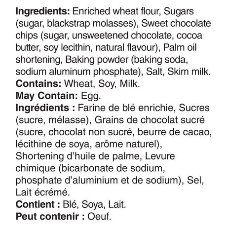 Betty Crocker Chocolate Chip Cookie Mix - image 4 of 6