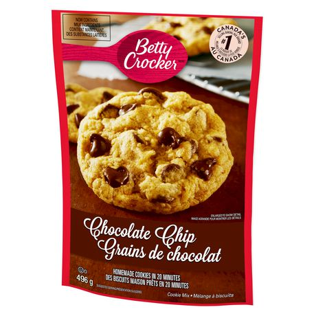 Betty Crocker Chocolate Chip Cookie Mix - image 5 of 6
