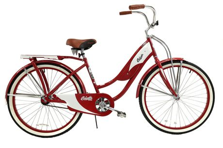 "Columbia 26"" Women's Steel Retro Tank Cruiser Bike - image 1 of 5"