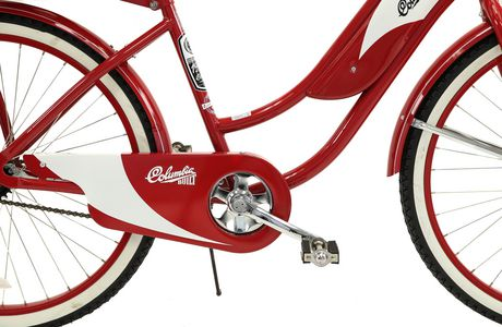 "Columbia 26"" Women's Steel Retro Tank Cruiser Bike - image 4 of 5"