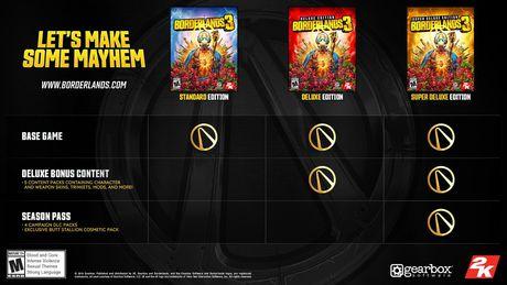 Jeu vidéo Borderlands 3 pour PlayStation 4 - image 2 de 8