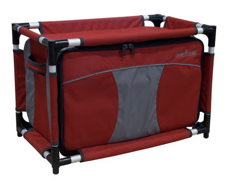 Camp Chef Mountain Series Sherpa Table Amp Organizer