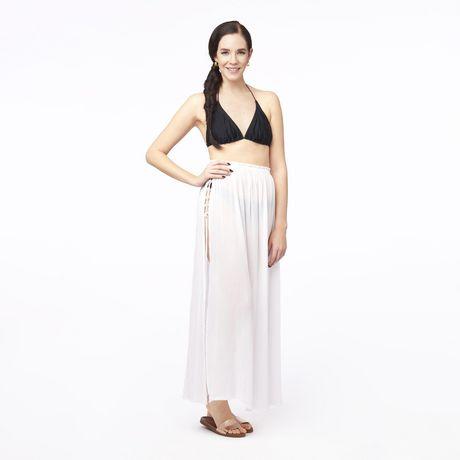 Joan Kelley Walker Women's Skirt Cover-Up - image 1 of 6