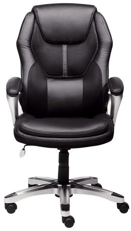 Broyhill Executive Chair Faux Leather
