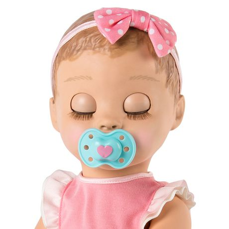 Luvabella - Blonde Hair - Responsive Baby Doll with Realistic Expressions And Movement - image 2 of 8