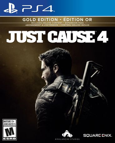 Just Cause 4 Gold Edition (PS4) - image 1 de 9