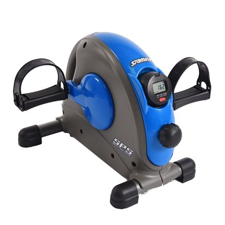 Stamina Mini Exercise Bike with Smooth Pedal System - image 1 of 8