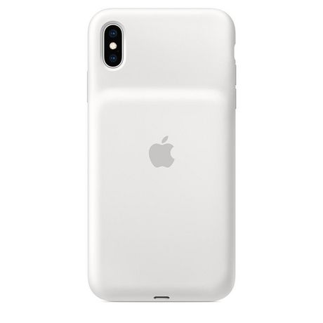 sale retailer cab94 21aed Apple iPhone XS Max Smart Battery Case - White | Walmart Canada