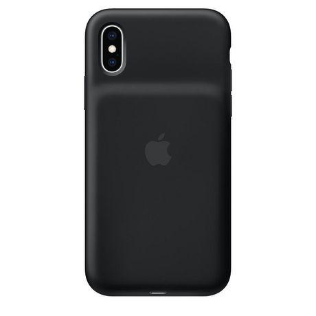 best sneakers cf694 3e967 Apple iPhone XS Smart Battery Case - Black | Walmart Canada